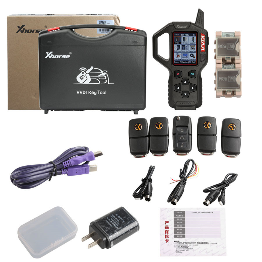 VVDI Key Tool for America Cars